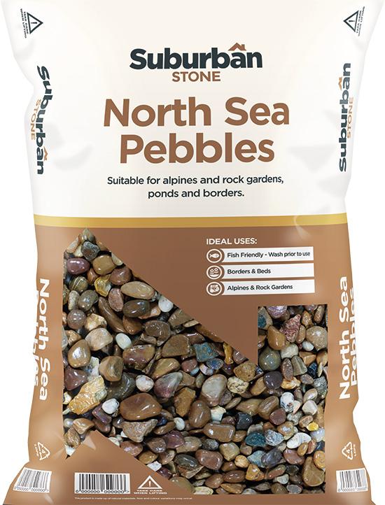 North Sea Pebbles