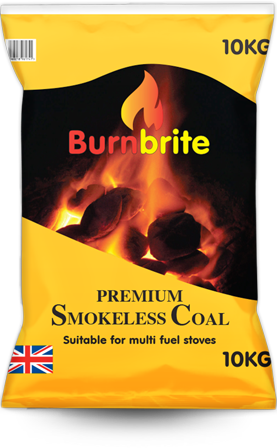 Burnbrite Smokeless Coal