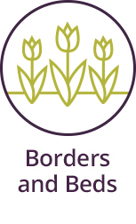 Borders and Beds